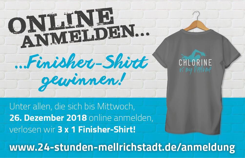 Finisher-Shirt